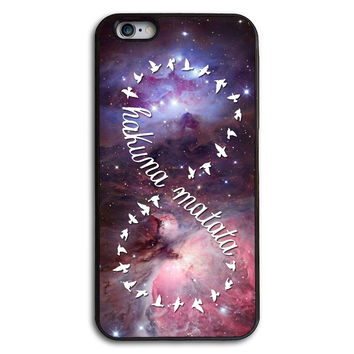 Hakuna Matata in Galaxy Case for iPhone and Samsung Series,More Phone Models For Choice