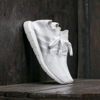 "adidas Originals SWIFT Primeknit ""White&Grey"" Socks Running Shoes CQ2892"