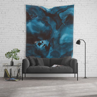 Can't Tell You Why Wall Tapestry by duckyb