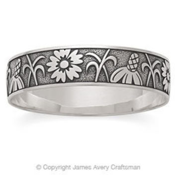 Wildflower Bangle Bracelet from James Avery