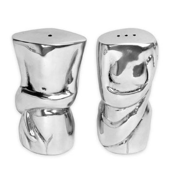 Carrol Boyes Male & Female Torso Salt & Pepper Set | Bloomingdales's