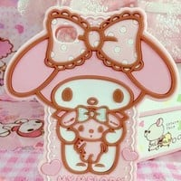 My Melody iPhone 4/4s and iPhone 5 case from Gorogoroiu