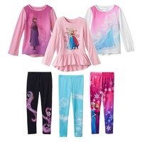 Disney's Frozen Mix & Match Coordinates by Jumping Beans® - Girls 4-7