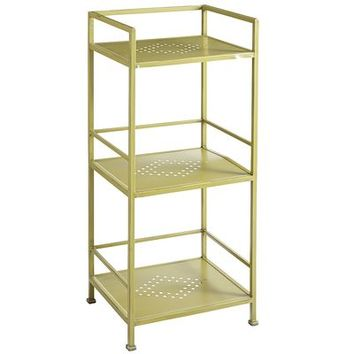 Weldon Low Shelf - Avocado