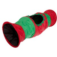RSPCA - World for Pets - Xmas Cracker Tunnel L 90 cm x D 24 cm