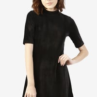 Resi Micro Corduroy Dress