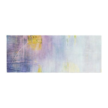 "Iris Lehnhardt ""Color Grunge"" Bed Runner"