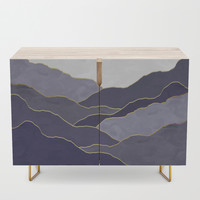 Minimal Landscape collection 02 Credenza by marcogonzalez