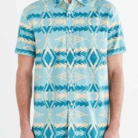 Pendleton Sunset Print Button-Down Shirt