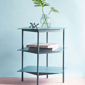 Tiered Metal Side Table - Urban Outfitters