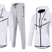 Nike Women Men Fashion relaxation exercise suit
