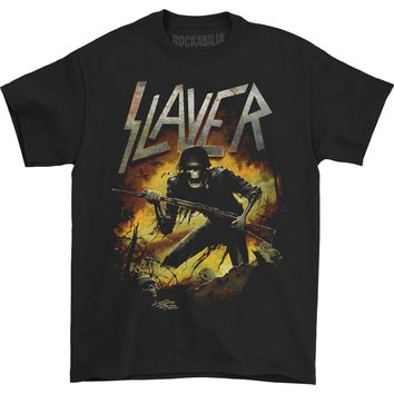 Slayer Men's  War 2015 Tour T-shirt Black