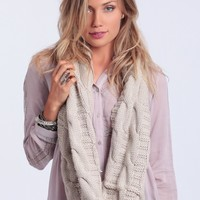 Northern Exposure Infinity Scarf