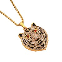 Gift New Arrival Stylish Shiny Jewelry Alloy Necklace [10768845123]