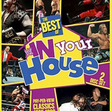 Various & World Wrestling - WWE: The Best of in Your House