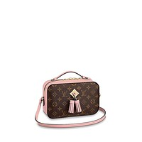 Louis Vuitton Monogram Saintonge Rose Poudre M44442