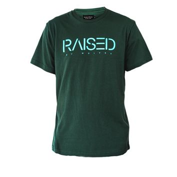 Raised by Wolves Spirit T-Shirt Spruce Green