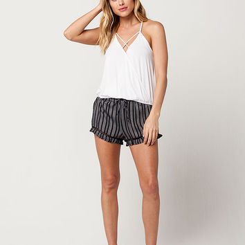 FULL TILT Stripe Womens Shorts | Shorts