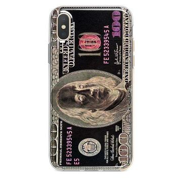 Dollar Bill iPhone XR case