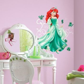 Disney® Princess Ariel Giant Peel and Stick Wall Decals