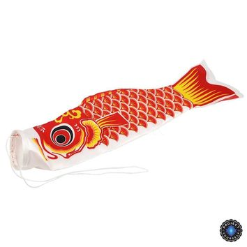 Japanese Koinobori Koi Wind Sock
