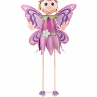 Flower Fairy Garden Stake only $21.99 at Garden Fun - What's New!