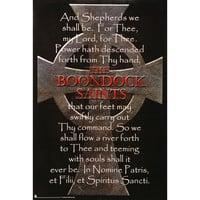Boondock Saints - Domestic Poster