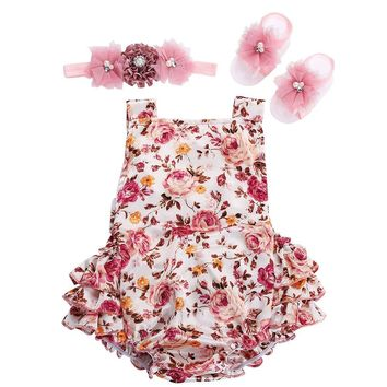 2016 Bebe Boutique Toddler Baby Jumpsuit,Bubble Lace Ruffled Baby Girl Romper Summer,Baby Onesuit Girl Photography Props