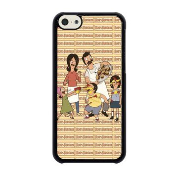 bob s burgers tina belcher 2 iphone 5c case cover  number 1