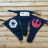 Star wars the force awaknes women's pantie thong set