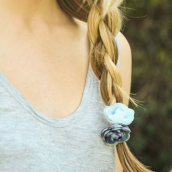 Sky Bloom Hair Band