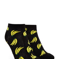 Banana Pattern Ankle Socks | Forever 21 - 2000177662
