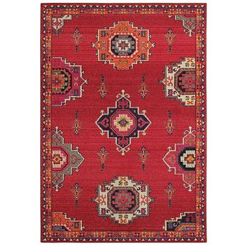 Area Rug by Oriental Weavers Bohemian Collection 1801R
