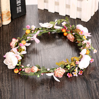 Gift Shiny New Arrival Jewelry Stylish Headwear Hair Accessories Sea Beach Ring [8779894732]