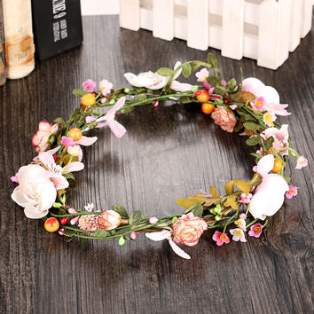 Gift Shiny New Arrival Jewelry Stylish Headwear Hair Accessories Sea Beach Ring [9284025476]