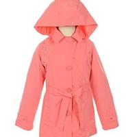 London Fog Watcher of Seas Raincoat (Sizes 7 - 16)