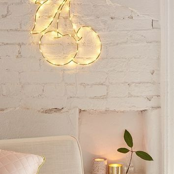 Cherries Light Sculpture | Urban Outfitters