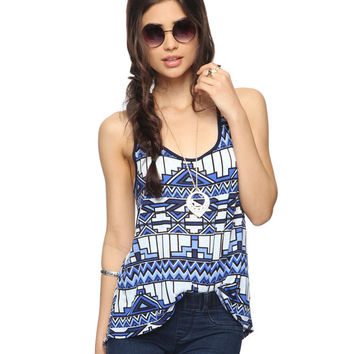 Southwest High-Low Tank | FOREVER21 - 2000043581