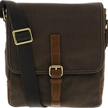 Fossil Davis North South City Messenger Bag