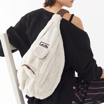 Kavu Fuzzy Rope Sling Bag | Urban Outfitters