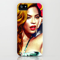 Beyonce iPhone & iPod Case by nufertity
