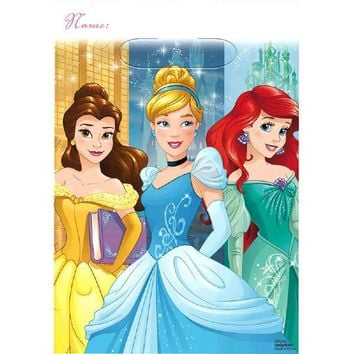 Disney Princess Dream Big Party Favor Bag