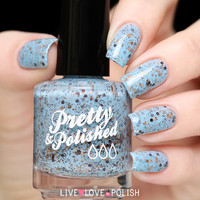 Pretty & Polished Robin's Nest Egg Nail Polish