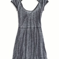 AEO Women's Kate Dress (Washed Black)
