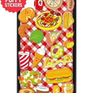 Pizzeria iPhone Xr Case Includes Stickers