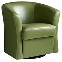 Pier 1 Imports - Pier 1 Imports > Catalog > Furniture > Pier1ToGo Product Details - Isaac Swivel Chair - Avocado