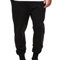 On The Byas Couch Jogger Sweatpants - Mens Pants - Black