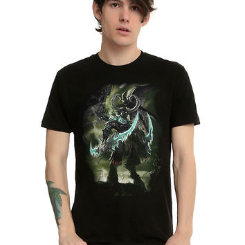 World Of Warcraft Illidan Stormrage T-Shirt