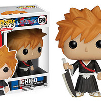 Bleach Funko POP! Anime Ichigo Vinyl Figure #59