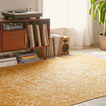 Magical Thinking Izmir Maze Printed Rug